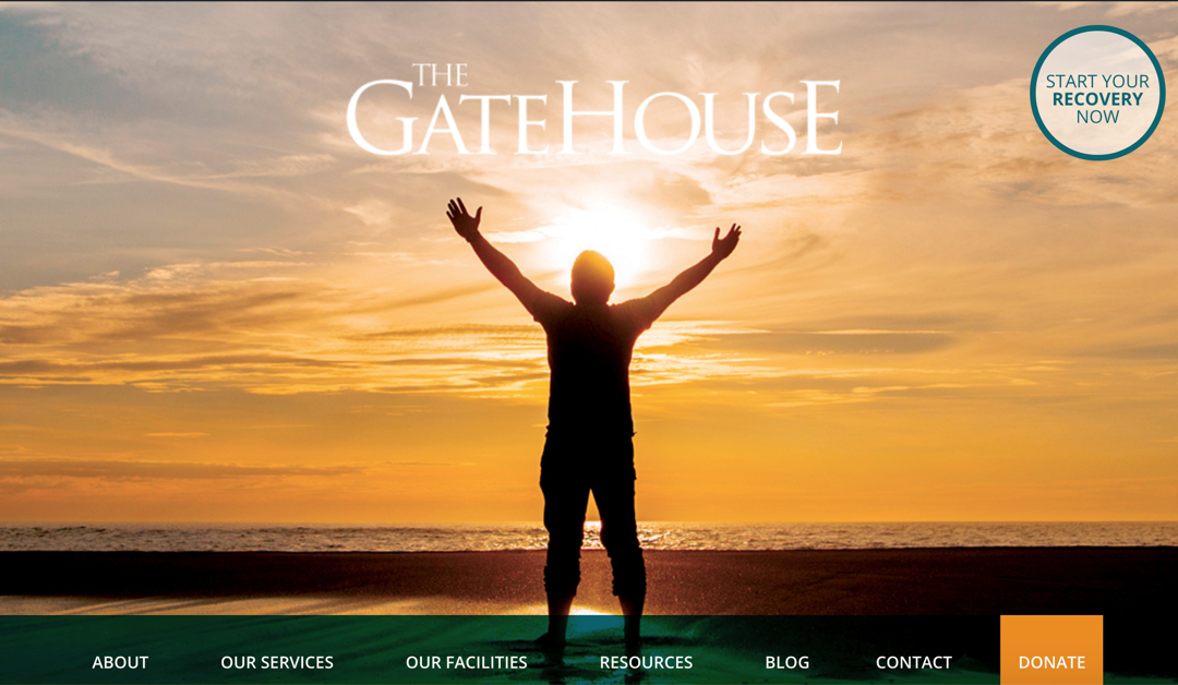 Welcome to the NEW The GateHouse website!