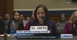 Secretary Jen Smith